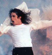 Michael Jackson 1993. Rusty Kennedy / TT NYHETSBYRÅN