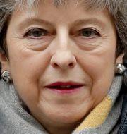 Theresa May. Matt Dunham / TT NYHETSBYRÅN/ NTB Scanpix