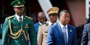 President Faure Gnassingbé. AFOLABI SOTUNDE / TT NYHETSBYRÅN