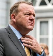 Lars Løkke Rasmussen. Geert Vanden Wijngaert / TT / NTB Scanpix