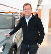 Håkan Samuelsson.  Fredrik Sandberg/TT / TT NYHETSBYRÅN