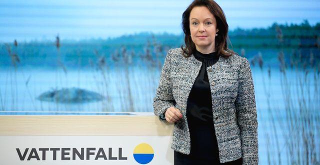 Anna Borg. Janerik Henriksson/TT / TT NYHETSBYRÅN