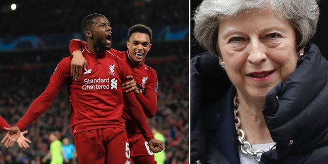 Liverpool/Theresa May. TT