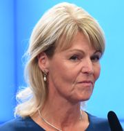 Anna Hallberg.  Jonas Ekströmer/TT / TT NYHETSBYRÅN