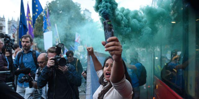 OLI SCARFF / AFP