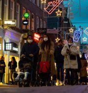 Gata i Amsterdam, Nederländerna Peter Dejong / TT NYHETSBYRÅN