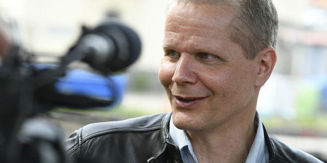 Hovrätten friade Kaj Linna helt från rånmordet. Johan Nilsson/TT