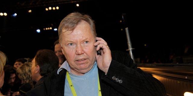 Bert Karlsson. Fredrik Sandberg / TT / TT NYHETSBYRÅN
