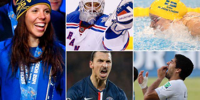 Hur mycket kan du om sportaret 2013 1