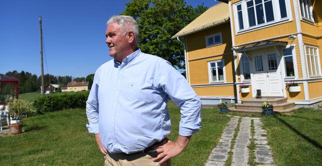 Anders W Jonsson. Fredrik Sandberg/TT / TT NYHETSBYRÅN