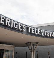 SVT-huset i Stockholm. Jessica Gow/TT / TT NYHETSBYRÅN