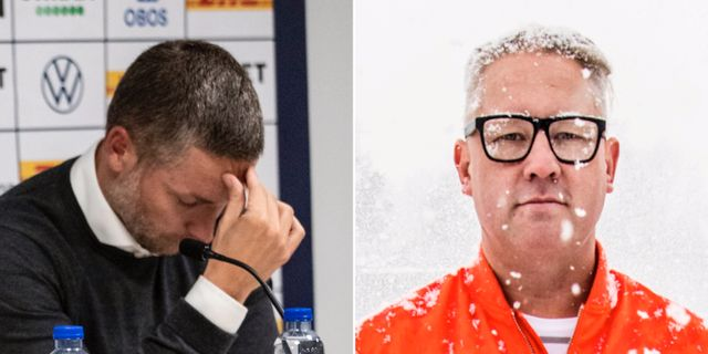 ÖSK: tränare Axel Kjäll/Robert Laul TT