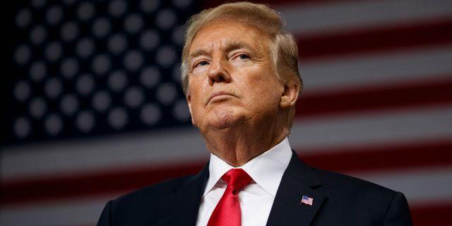 Donald Trump Evan Vucci / TT NYHETSBYRÅN/ NTB Scanpix