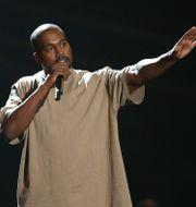 Kanye West.  Matt Sayles / TT / NTB Scanpix
