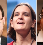 Michael Kremer, Esther Duflo och Abhijit Banerjee. Wikipedia/Harvard University/MIT