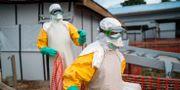 Ebola-personal i Beni, Kongo. Jerome Delay / TT NYHETSBYRÅN/ NTB Scanpix