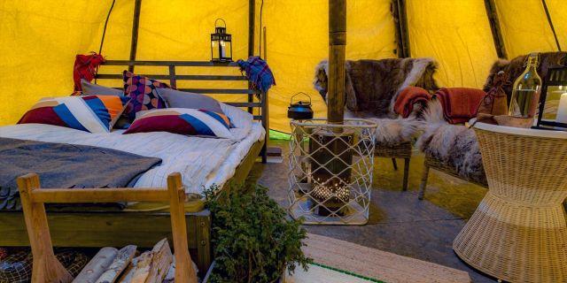 Den samiska ekolodgen Sapmi Nature Camp, som slog upp i vintras, utses nu till en av världens 21 bästa ekolodger av National Gepgraphic. swedishlapland.com
