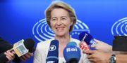 Ursula von der Leyen FREDERICK FLORIN / AFP