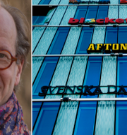 Johan Hakelius riktar skarp kritik mot Svenska Dagbladet. TT
