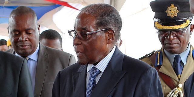 Mugabe utmanas i presidentvalet 3