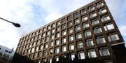 Riksbankens hus vid Brunkebergstorg i Stockholm. Arkivbild. Hasse Holmberg / TT / TT NYHETSBYRÅN