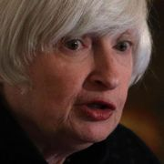 Janet Yellen. ALEX WONG / GETTY IMAGES NORTH AMERICA