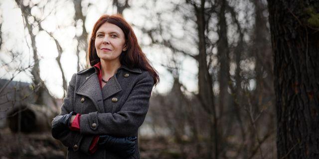 Johanne Hildebrandt. Naina Helén Jåma/TT / TT NYHETSBYRÅN