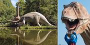 Dinosaurier. TT