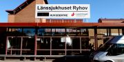 Sjukhuset i Ryhov i Jönköping. Johan Nilsson / TT / TT NYHETSBYRÅN
