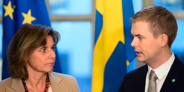 Sverige bor arbeta for en gemensam nordisk grans