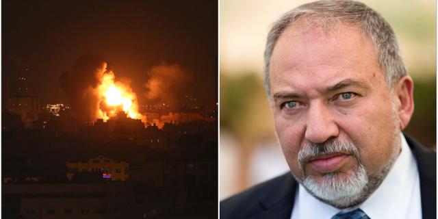 Israel foreslar vapenvila