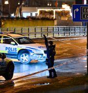 Arkivbild: Polisens arbete efter en skjutning i Malmö Johan Nilsson/TT / TT NYHETSBYRÅN