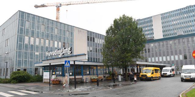Danderyds sjukhus. Fredrik Sandberg/TT / TT NYHETSBYRÅN