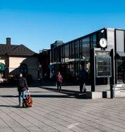 Centralstationen i Uppsala. Arkivbild Pontus Lundahl/TT / TT NYHETSBYRÅN
