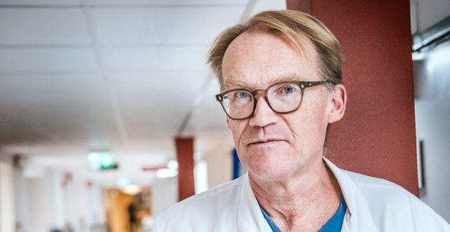 Johan Styrud.  Tomas Oneborg/SvD/TT / TT NYHETSBYRÅN