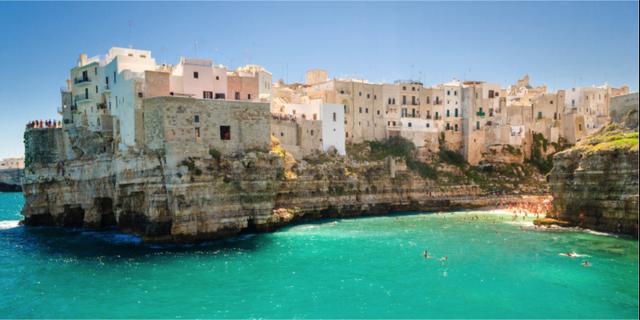 italien klacken karta Italiens oförstörda hörn – 13 favoritplatser på klacken   Omni italien klacken karta