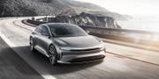 Lucid Air har förutspåtts bli en tuff utmanare till TeslaModelS Lucid Motors (pressbild)