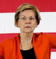 Elizabeth Warren. Charlie Neibergall / TT NYHETSBYRÅN