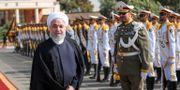 Hassan Rouhani.  TT NYHETSBYRÅN