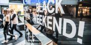 Black Friday i Stockholm/arkiv.  Tomas Oneborg/SvD/TT / TT NYHETSBYRÅN