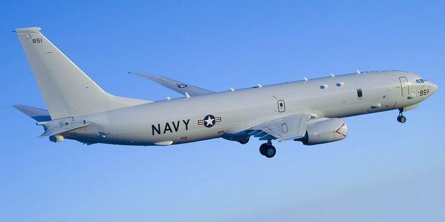 P-8 Poseidon. Arkivbild.  Wikimedia