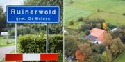Gården i Ruinerwold i Nederländerna där personerna hittades. TT