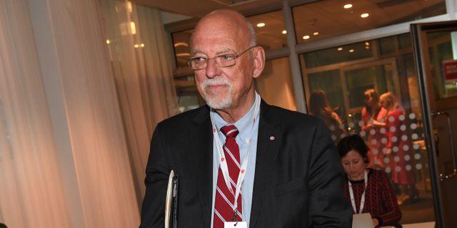 Hans Dahlgren  Jonas Ekströmer/TT / TT NYHETSBYRÅN