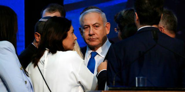Israels premiärminister Benjamin Netanyahu. AMMAR AWAD / TT NYHETSBYRÅN