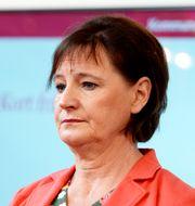 Annelie Nordström. Arkivbild. Pontus Lundahl/TT / TT NYHETSBYRÅN