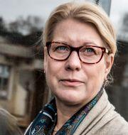 Byggföretagens vd Catharina Elmsäter-Svärd. Arkivbild. Lars Pehrson/SvD/TT / TT NYHETSBYRÅN