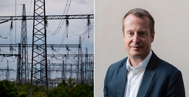 Energiminister Anders Ygeman (S). TT.