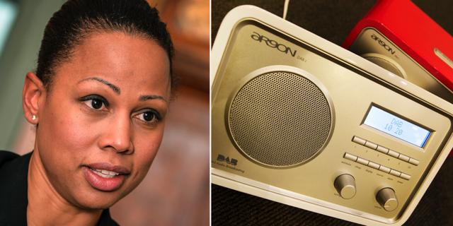Slopad dab radio far kritik