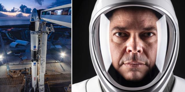 Astronauten Bob Behnken. TT