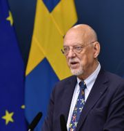 Hans Dahlgren (S). Henrik Montgomery/TT / TT NYHETSBYRÅN